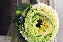Ajtódíszek - Door decorations / Ajtó díszek, kopogtatók, vendégvárók Ajánlom még: http://balkonada.cafeblog.hu/?s=ajt%C3%B3d%C3%ADsz&byBlog=1