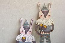 Rabbits, Usagi, Conejos / A collection of rabbits