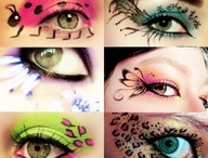 EYE makeup / by Tami Barrett