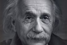 Albert Einstein / by John Torok