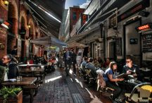 Places I have lived and loved: Melbourne / by Johanna MacGregor