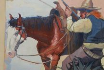 Cowboy Art / by Buy-Sell Network