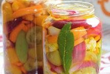 conserva di verdure