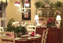 Country French / country French home decorating