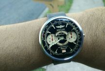 Moto 360 / Watch face