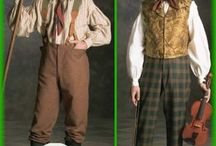 Mens Victorian Costume Patterns