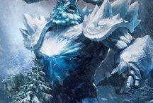 Fantasy: Elementals
