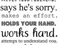Quotes I like / by Karla Moore