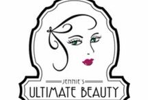 Jennie's Ultimate Beauty / Ultimate Beauty professional treatments customized for your individual needs from skincare/facials, chemical peels/microdermabrasion, full body waxing, sunless tanning, permanent make-up, Novalash extensions, natural nails, brow/eyelash tinting and eyelash perm.