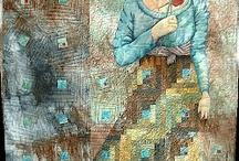 Batik Boutique / Quilts made of batiks / by Evalyn Allen