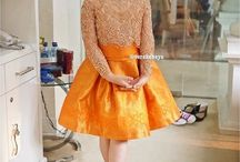 kebaya/dress anak