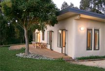Cob & strawbale house