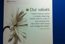 Inspirerende quotes voor veranderaars! / Met grote regelmaat een quote voor mensen die geïnspireerd wil worden om te veranderen! Innoveren, patronen doorbreken, creativiteit, integriteit, ethiek en aandacht verdienen.