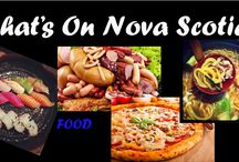 Yummy Places to eat / Such a wide variety of places  to eat in Nova Scotia Come join us.