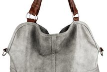 bag lady / handbags and luggage / by Katie Robinson