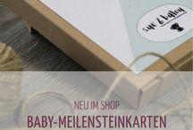 Geschenkideen für Schwangere & zur Geburt / Schöne und ausgefallene Geschenkideen für Schwangere und zur Geburt für die Babys, frischgebackene Mamas und Eltern