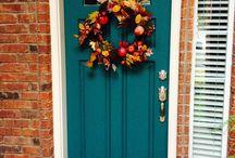 Front Door New House