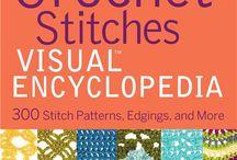 Crochet diagram-books