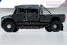 trucks i want to drive