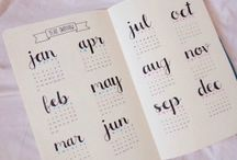 idees bullet journal
