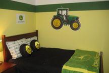 Gavin's New Room