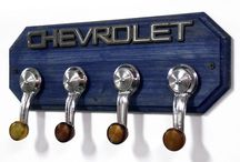 cool ideas with chevy / by Morgan Kifer