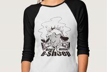 T-shirt Design / 「1712」オリジナルのTシャツデザイン