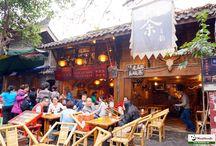 chengdu tour attractions----kuanzhai alley / chengdu tour, travel guide  kuanzhai alley www.westchinago.com  info@westchinago.com
