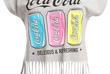 Coca Cola Fashion by Tiffany / by Tiffany&Tomato