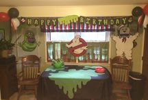 GHOST BUSTERS PARTY