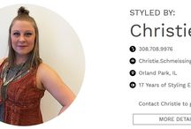 Meet our Stylists / Our 15 stylists were hand selected to meet all of your fashion needs. Contact a stylist today to experience our personal shopping service! / by buckle SELECT