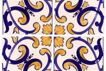 Hand Painted Tiles / Hand Painted Tiles