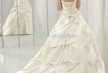 Corset Wedding Dresses / Various Styles of Corset Wedding Dresses