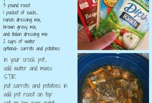 Recipes I Have Tried And LIKE / by Andrea Kimmey