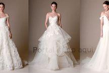 Vestido de noiva 2016