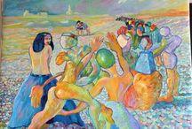 konst painting