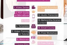 Work at Home Moms(WAHM) / Help moms who want to work at home by starting a business