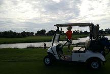 Golf i solskensstaten Florida