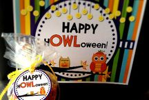 Halloween / by Cindy Spohn