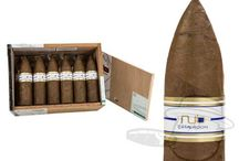Cigars // Nub / Click through to our site for even more options on shapes and wrappers.
