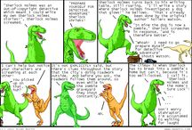 Best of Dino Comics / by Cyndil Smith