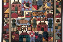 Quilt Mystery & Block of Month / Websites for multiple patterns or mystery blocks.