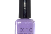 April in Paris - Iconic Luxury Nail Colour / Lilac color from the collection Parisian Socialite www.iconiclifestyleinc.com