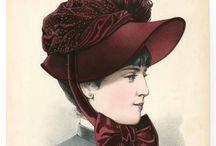 1880s Hats