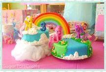 gateau my little pony
