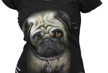 T-shirts femme motif animaux / Images et photo de tee-shirts imprimés avec des motifs sur le thème des animaux : lion, loup, tigres, rapace, etc.. Vêtement tee shirt pour femme et fille