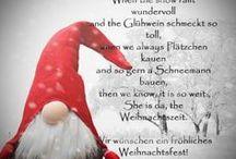 Sprüche weihnachten