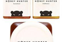 Packaging Miel / Honey