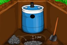 Septic Systems and Outhouses