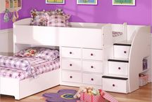 Kids bedrooms / by Cindy Free